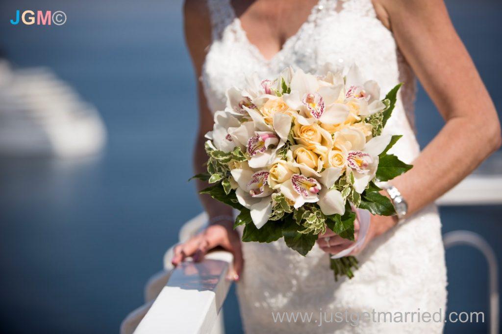 wedding flowers italy