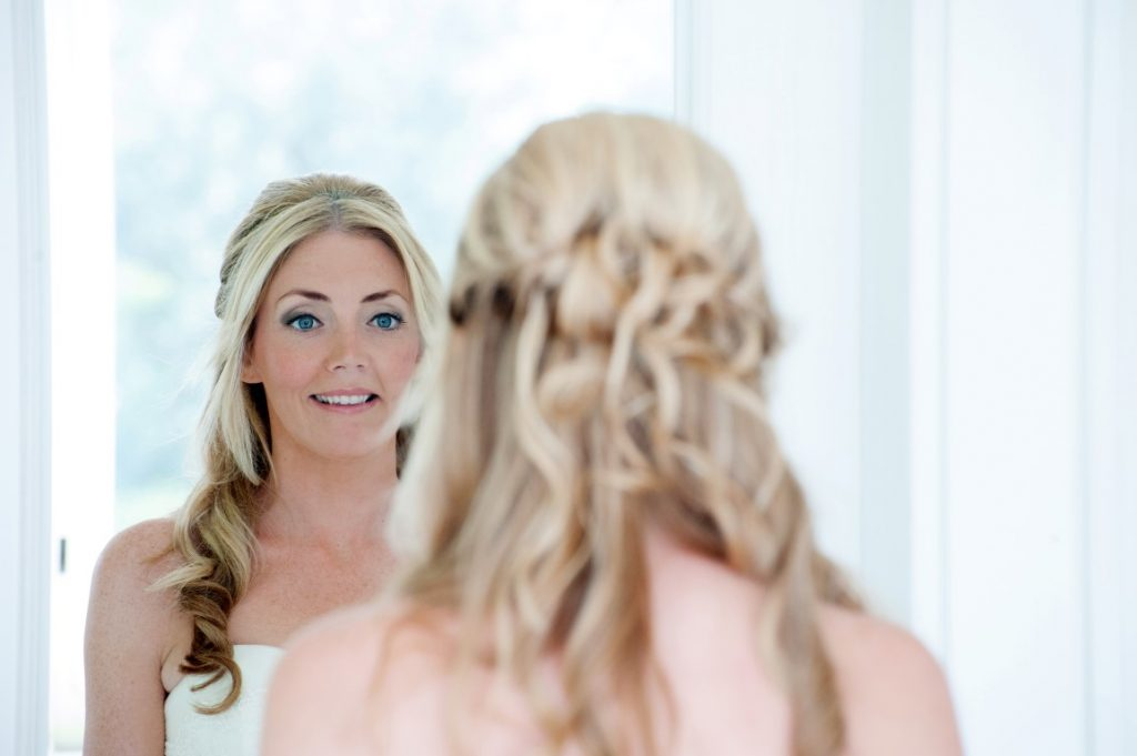 sorrento wedding hairdressers and make up artists