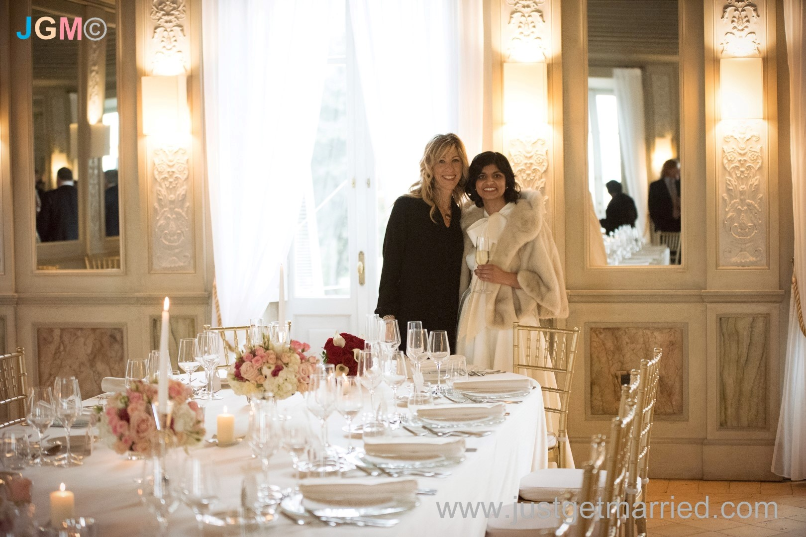 wedding events rome casina valadier