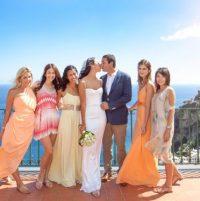 wedding positano italy