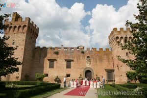 tuscany outdoor civil weddings